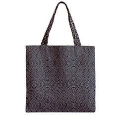 Holy Crossw Zipper Grocery Tote Bag