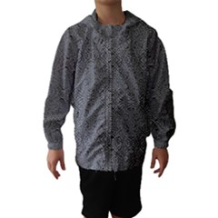 Holy Crossw Hooded Wind Breaker (Kids)