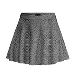 Holy Crossw Mini Flare Skirt