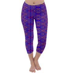 Tishrei Capri Winter Leggings