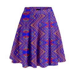 Tishrei High Waist Skirt