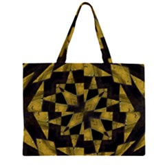 Bold Geometric Large Tote Bag