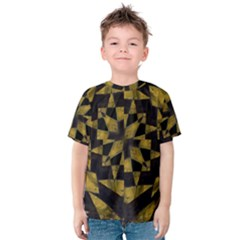 Bold Geometric Kid s Cotton Tee