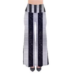 STR1 BK MARBLE SILVER Pants