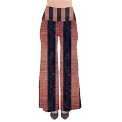 STR1 BK MARBLE COPPER Pants