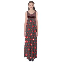 PULSE PLUTO Empire Waist Maxi Dress