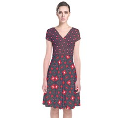 Pulse Pluto Wrap Dress
