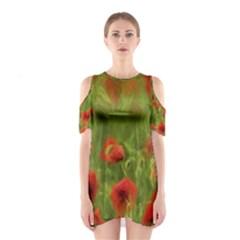 Poppy II - wonderful summer feelings Cutout Shoulder Dress