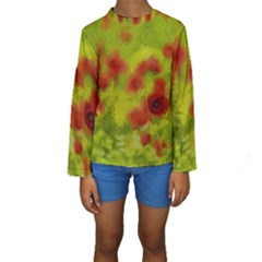 Poppy III Kid s Long Sleeve Swimwear