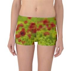 Poppy III Reversible Boyleg Bikini Bottoms