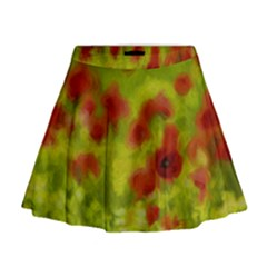 Poppy III Mini Flare Skirt