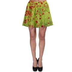 Poppy VIII Skater Skirt