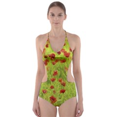 Poppy VIII Cut-Out One Piece Swimsuit