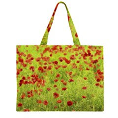 Poppy VIII Large Tote Bag