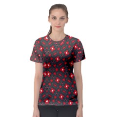 TRUE US Women s Sport Mesh Tee