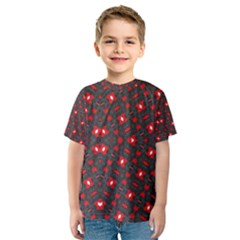 TRUE US Kid s Sport Mesh Tee