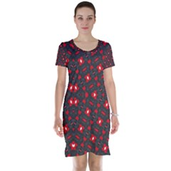 TRUE US Short Sleeve Nightdress