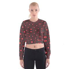 TRUE US Women s Cropped Sweatshirt