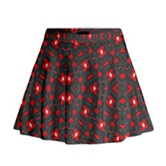True Us Mini Flare Skirt