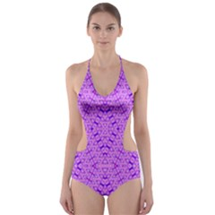 TOTAL CONTROL Cut-Out One Piece Swimsuit