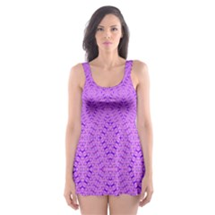 TOTAL CONTROL Skater Dress Swimsuit