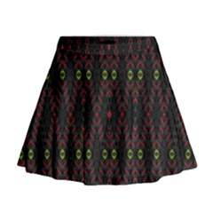 Blax In Color Mini Flare Skirt