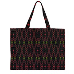 BLAX N COLOR Large Tote Bag