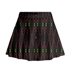 Blax N Color Mini Flare Skirt