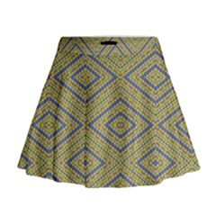 SAY NO Mini Flare Skirt