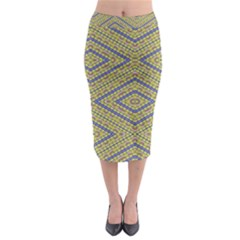 Say No Midi Pencil Skirt