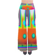 Crossroads Of Awakening, Abstract Rainbow Doorway  Pants