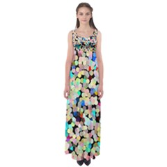 Beach3333 Empire Waist Maxi Dress