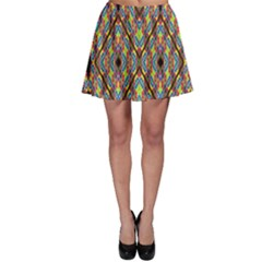 Help One One Two Skater Skirt