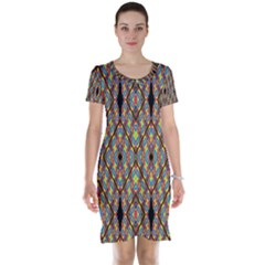 Help One One Two Short Sleeve Nightdress