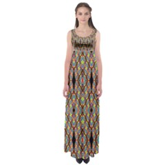 Help One One Two Empire Waist Maxi Dress