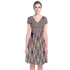 Help One One Two Wrap Dress