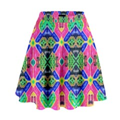 Private Personals High Waist Skirt