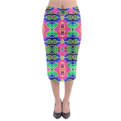 Private Personals Midi Pencil Skirt