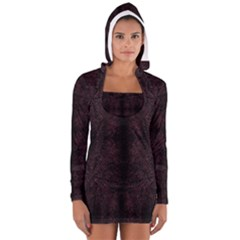SPOTTED Women s Long Sleeve Hooded T-shirt