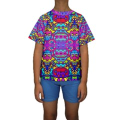 DONOVAN Kid s Short Sleeve Swimwear