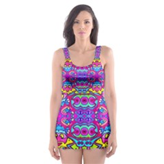 Donovan Skater Dress Swimsuit