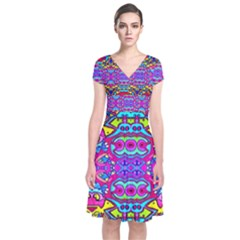 Donovan Wrap Dress