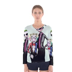 Suicide Nightmare Squad Women s Long Sleeve Tee