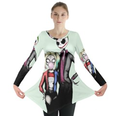 Suicide Nightmare Squad Long Sleeve Tunic