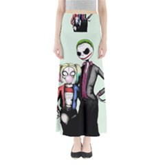 Suicide Nightmare Squad Maxi Skirts