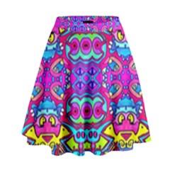 Donovan High Waist Skirt