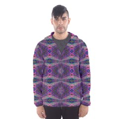 Time Space Hooded Wind Breaker (men)