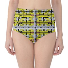 Vaccine High Waist Bikini Bottoms