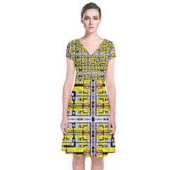 Vaccine Wrap Dress