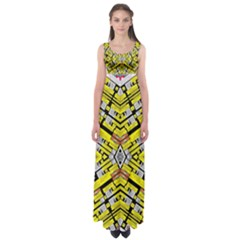 Select Accine Empire Waist Maxi Dress